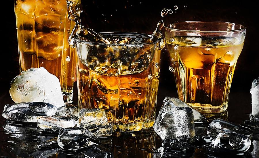 Malts whiskey